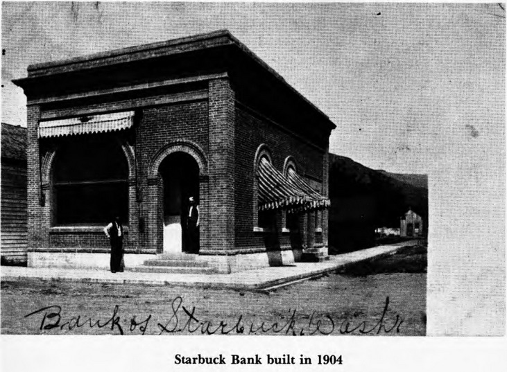 The Bank as it looked in 1904