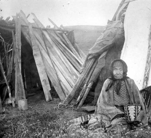 Yakama woman named Washkin